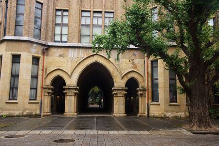 technical department: University of Tokyo called Todai. Here is the first ranked research university in Asia