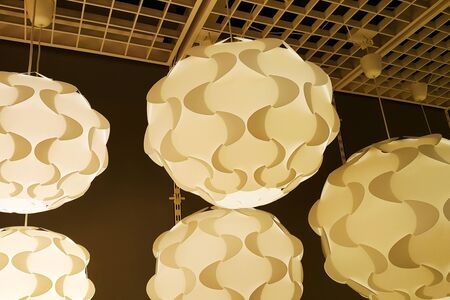 home lighting: modern plastic Chandelier ceiling lighting for luxury home interior decoration