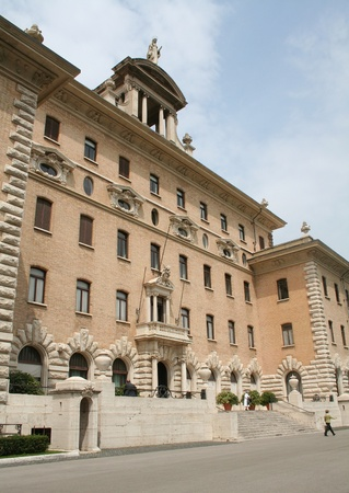 Palace of the Governatorate of the State of Vatican City