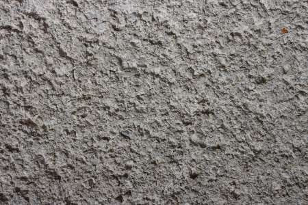 ruggedness: surface of roughly plastered wall Stock Photo