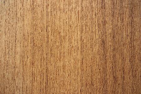 Wood surface, teak  Tectona grandis   - vertical lines
