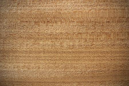 Wood surface, afrormosia  Pericopsis elata  - horizontal lines