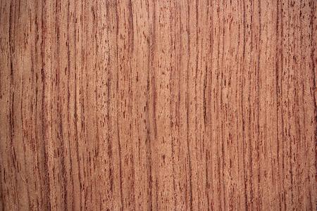 Wood surface, bubinga  Guibourtia  - vertical lines