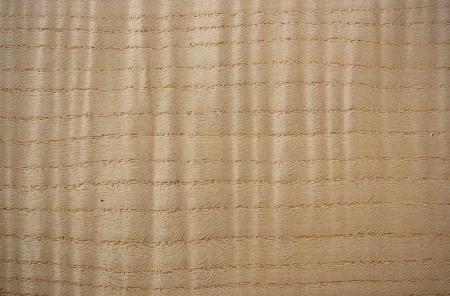 Wood surface, curly ash  Fraxinus  veneer - horizontal lines