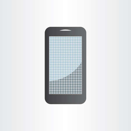 android tablet: android mobile phone symbol design element tablet icon