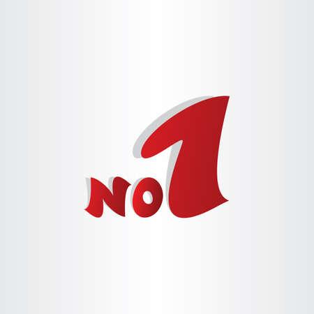 no 1: no 1 number one winner champion symbol emblem