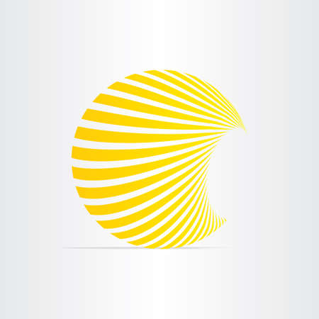 sunny season: sun energy solar icon design