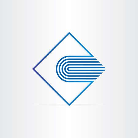 blue book: blue book library school and university symbol design Illustration