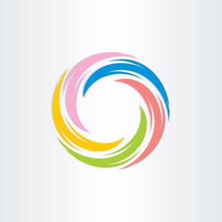 confundido: color de tornado diseño en espiral resumen de antecedentes