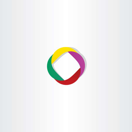 logotype: abstract business logotype vector element icon Illustration