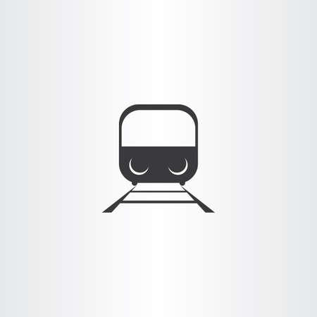 black train: black train icon vector design passenger