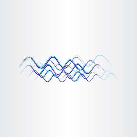 radio waves: radio waves vector frequency icon