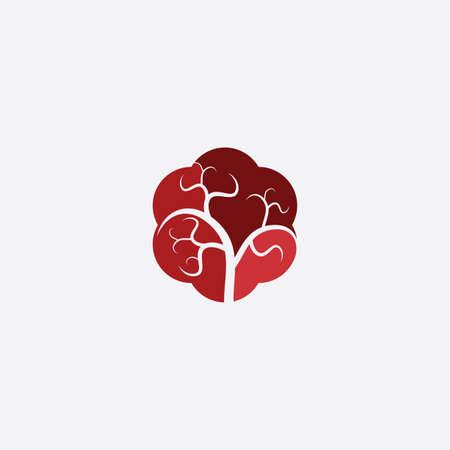 tumor vector symbol icon design