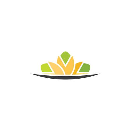 pistachio icon symbol design