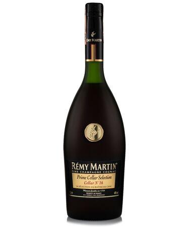 bratislava, SLOVAKIA, august 20, 2019 : remy martin champagne cognac bottle Editorial