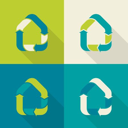 variants: Variants of house recycling