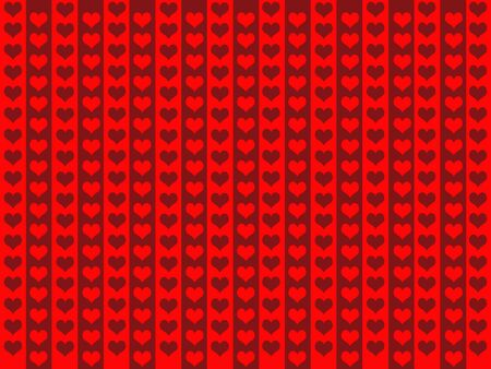 An abstract heart pattern bacground for wallpapers Stock Photo