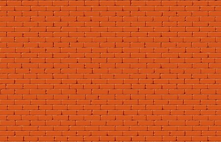 cemented: An illustration of tidily arranged bricks in the wall