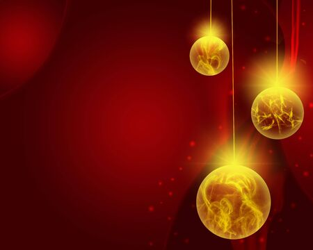 A New Year card background. Christmas holiday. photo