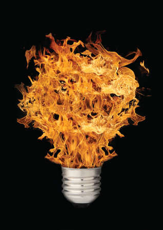 ampoule: Fire in the bulb