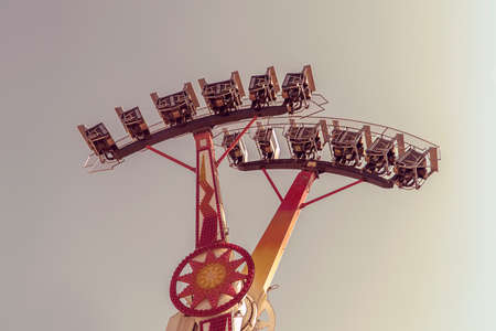 Fun fair  amusement park