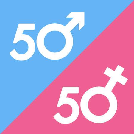 he equality of woman and man
