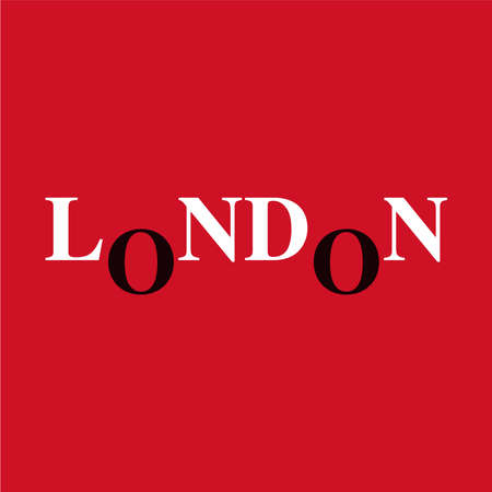 London vector illustration design
