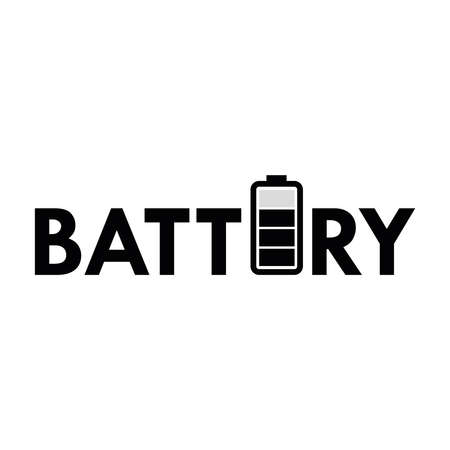 Battery Vector Design