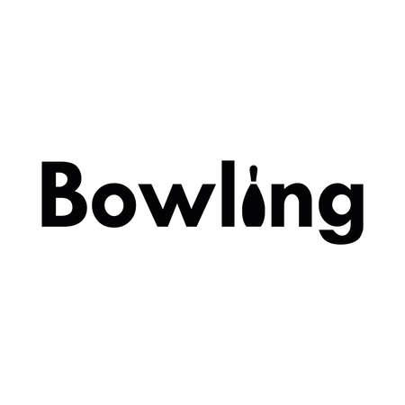 Bowling Vector Design