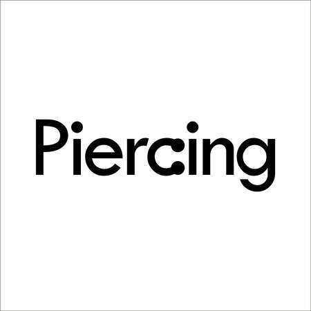 Piercing Vector Design