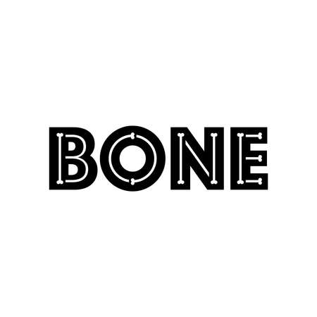 BONE Typography