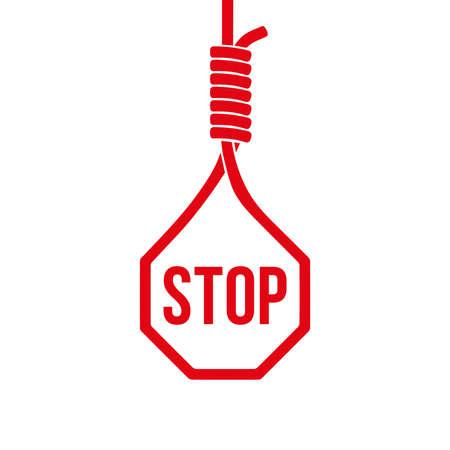 gallows stop icon