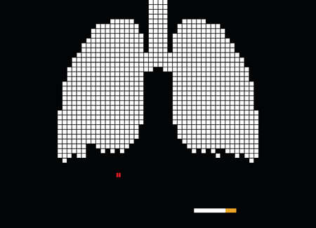 cigarette and lung advertisement image