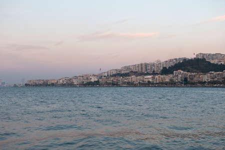 Izmir gulf and scenery