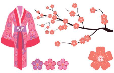 obsession: Sakura Obsession   A charm of Sakura that can be on kimono