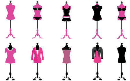 night suit: Set of many women clothing and garment