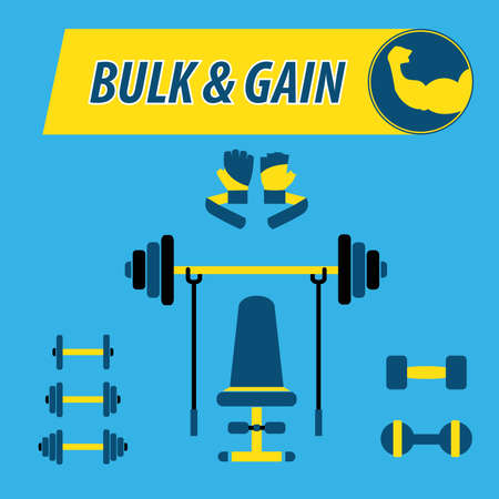 Body Building Bulk and Gain