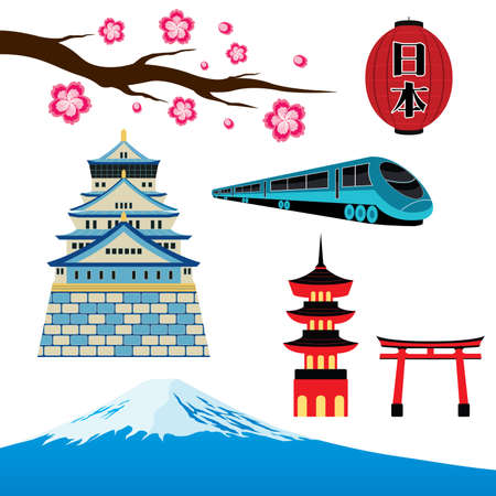 Travel Japan Landmark and Famous Destination