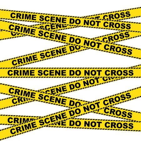 crime scene do not cross: Crime Scene Warning Background