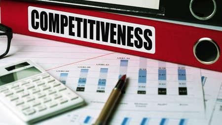 competitividad: concepto de competitividad en la carpeta de documentos
