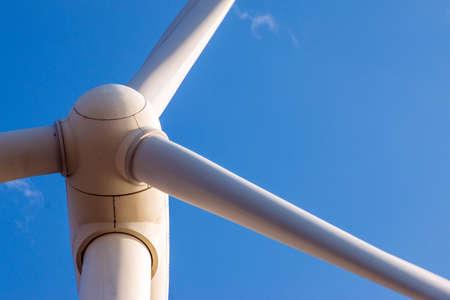 Wind turbine du rotor principal