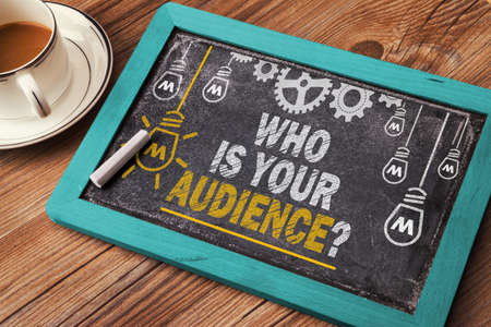 Qui est votre public?