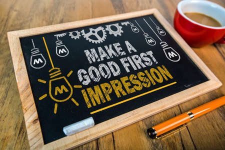 impression: Make a Good First Impression
