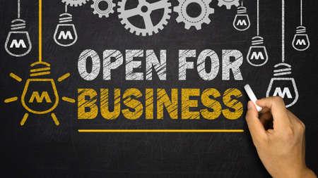 Otwarte dla biznesu