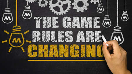 new rules: The Game Rules Are Changing