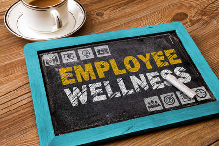 occupational therapy: employee wellness concept
