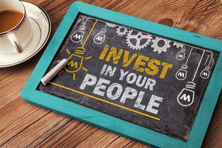 cognicion: Invertir en su gente