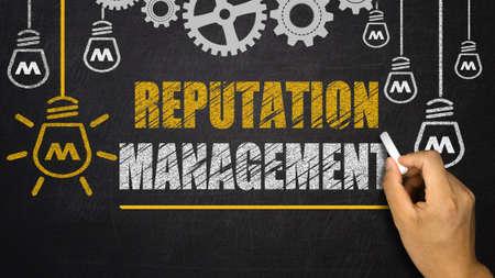 reputation: Reputation Management concept