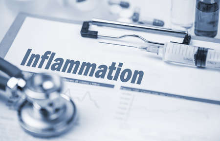 contagious: Medical Concept: inflammation