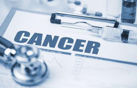medical concept:cancer
